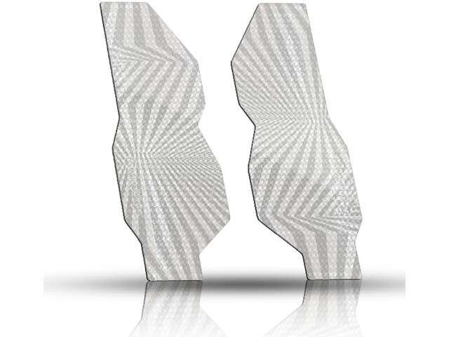 Riesel Design fork Protection Tape 3000, dazzle grey